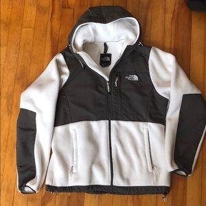 North face women's full zip jacket